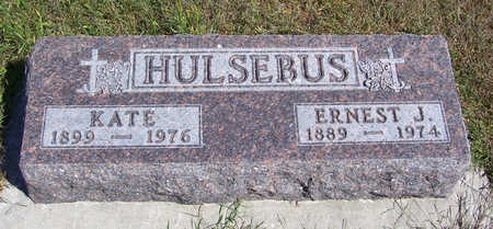 HULSEBUS, KATE - Shelby County, Iowa | KATE HULSEBUS