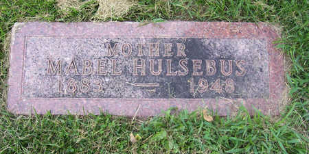 HULSEBUS, MABEL (MOTHER) - Shelby County, Iowa | MABEL (MOTHER) HULSEBUS