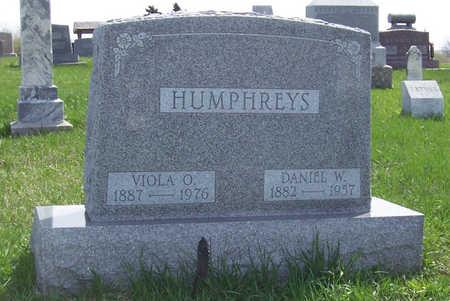 HUMPHREYS, DANIEL W. - Shelby County, Iowa | DANIEL W. HUMPHREYS
