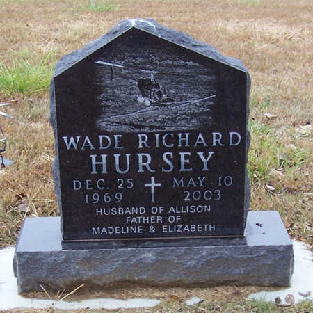 HURSEY, WADE RICHARD - Shelby County, Iowa | WADE RICHARD HURSEY