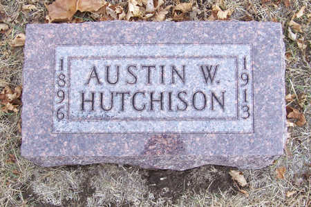 HUTCHISON, AUSTIN W. - Shelby County, Iowa | AUSTIN W. HUTCHISON