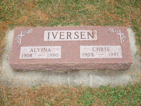IVERSEN, WILLIAM CHRISTIAN