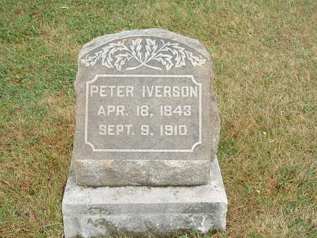 IVERSON, PETER - Shelby County, Iowa | PETER IVERSON