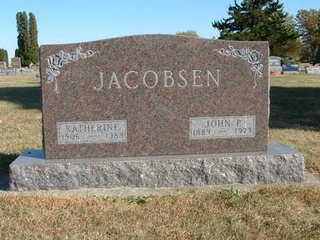 JACOBSEN, JOHN PETER - Shelby County, Iowa | JOHN PETER JACOBSEN