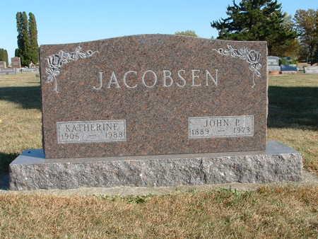 HANSEN JACOBSEN, KATHERINE - Shelby County, Iowa | KATHERINE HANSEN JACOBSEN