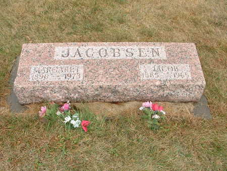 ANDERSEN JACOBSEN, MARGARET - Shelby County, Iowa | MARGARET ANDERSEN JACOBSEN