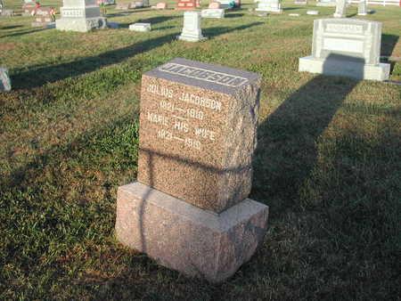 JACOBSEN, JULIUS - Shelby County, Iowa | JULIUS JACOBSEN