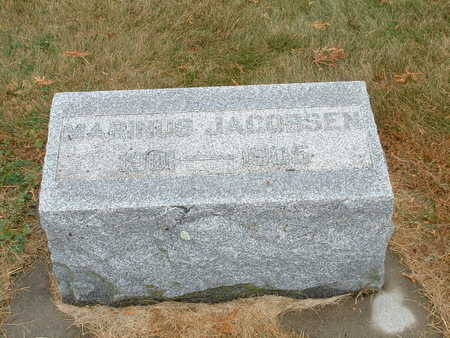 JACOBSEN, MARINUS - Shelby County, Iowa | MARINUS JACOBSEN