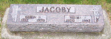JACOBY, VELMA A. - Shelby County, Iowa | VELMA A. JACOBY