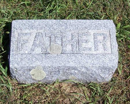 JANSSEN, HINRICH (FATHER) - Shelby County, Iowa   HINRICH (FATHER) JANSSEN