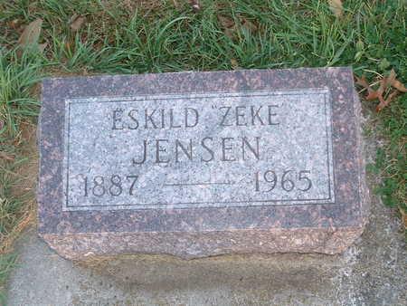 JENSEN, ESKILD