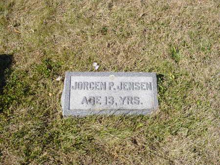 JENSEN, JORGEN P - Shelby County, Iowa | JORGEN P JENSEN