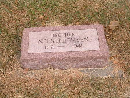 JENSEN, NELS J - Shelby County, Iowa | NELS J JENSEN