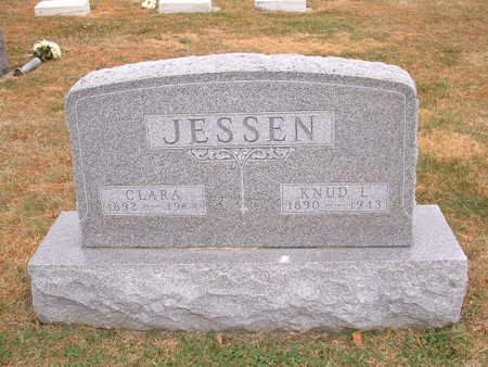 JESSEN, CLARA - Shelby County, Iowa | CLARA JESSEN