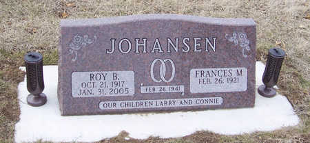 JOHANSEN, ROY B. - Shelby County, Iowa | ROY B. JOHANSEN