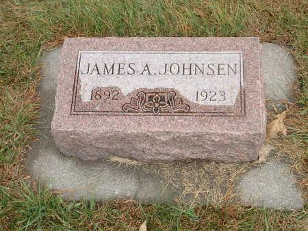 JOHNSEN, JAMES A - Shelby County, Iowa | JAMES A JOHNSEN