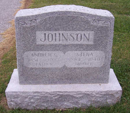 JOHNSON, ANDREW C. (FATHER) - Shelby County, Iowa | ANDREW C. (FATHER) JOHNSON
