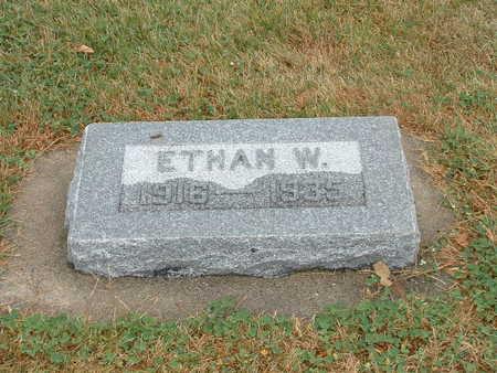 JOHNSON, ETHAN W - Shelby County, Iowa | ETHAN W JOHNSON
