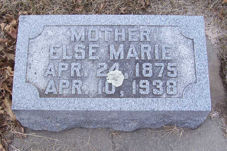 JOHNSON, ELSE MARIE (MOTHER) - Shelby County, Iowa | ELSE MARIE (MOTHER) JOHNSON