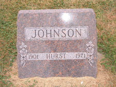 JOHNSON, HURST - Shelby County, Iowa | HURST JOHNSON