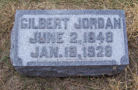 JORDAN, GILBERT - Shelby County, Iowa | GILBERT JORDAN