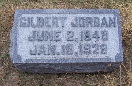 JORDAN, GILBERT - Shelby County, Iowa | GILBERT JORDAN
