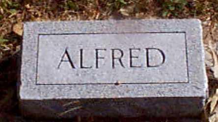 JORGENSEN, ALFRED - Shelby County, Iowa | ALFRED JORGENSEN