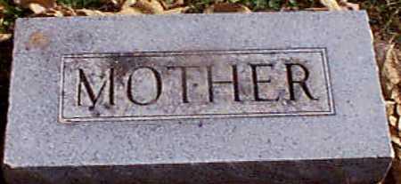 JORGENSEN, ANNA KATHERINE - Shelby County, Iowa | ANNA KATHERINE JORGENSEN