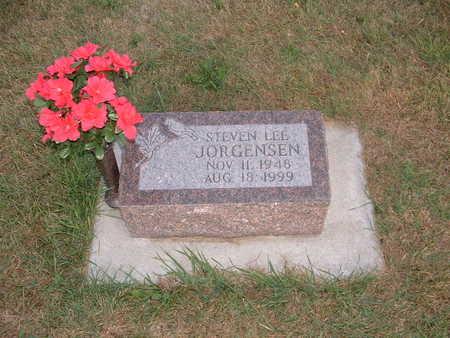 JORGENSEN, STEVEN LEE - Shelby County, Iowa   STEVEN LEE JORGENSEN