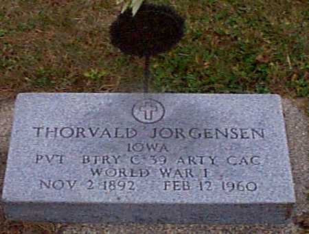JORGENSEN, THORVALD - Shelby County, Iowa | THORVALD JORGENSEN