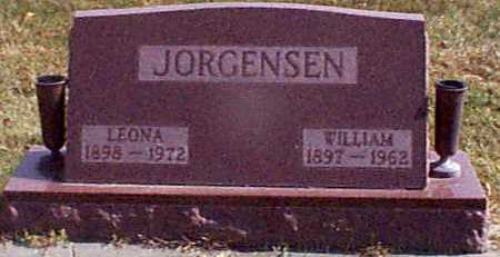 JORGENSEN, WILLIAM - Shelby County, Iowa | WILLIAM JORGENSEN