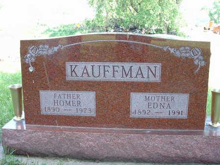 KAUFFMAN, HOMER - Shelby County, Iowa | HOMER KAUFFMAN