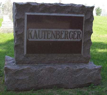 KAUTENBERGER, PETER - Shelby County, Iowa | PETER KAUTENBERGER