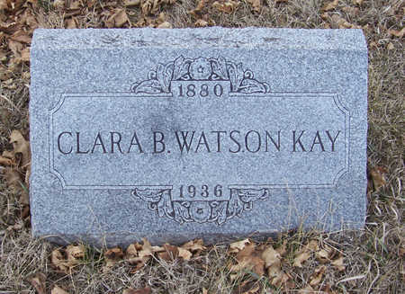 KAY, CLARA B. (MOTHER) - Shelby County, Iowa | CLARA B. (MOTHER) KAY