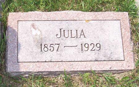 SULLIVAN KEANE, JULIA - Shelby County, Iowa | JULIA SULLIVAN KEANE
