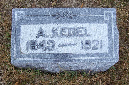 KEGEL, A. - Shelby County, Iowa | A. KEGEL