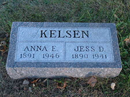 KELSEN, ANNE E - Shelby County, Iowa | ANNE E KELSEN
