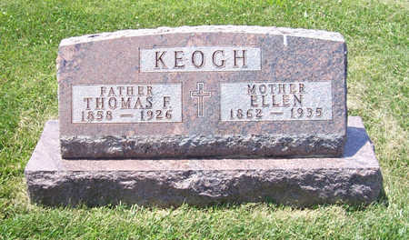 KEOGH, THOMAS F. (FATHER) - Shelby County, Iowa | THOMAS F. (FATHER) KEOGH
