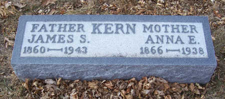 KERN, JAMES S. (FATHER) - Shelby County, Iowa | JAMES S. (FATHER) KERN