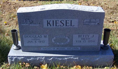 BEST KIESEL, BETTY J. - Shelby County, Iowa | BETTY J. BEST KIESEL