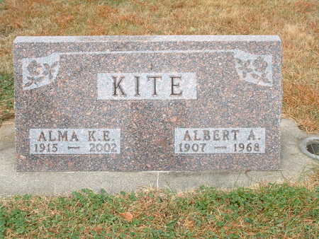 KITE, ALMA K E - Shelby County, Iowa | ALMA K E KITE