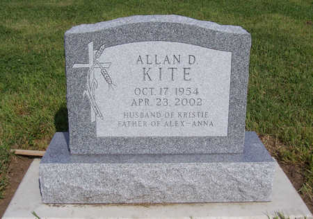 KITE, ALLAN D. - Shelby County, Iowa | ALLAN D. KITE