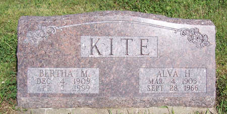 KITE, ALVA H. - Shelby County, Iowa | ALVA H. KITE