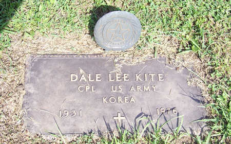 KITE, DALE LEE (MILITARY) - Shelby County, Iowa | DALE LEE (MILITARY) KITE