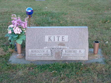 KITE, JEROLYN F - Shelby County, Iowa | JEROLYN F KITE