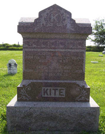KITE, CAROLINE - Shelby County, Iowa | CAROLINE KITE