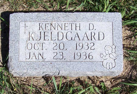 KJELDGAARD, KENNETH D. - Shelby County, Iowa | KENNETH D. KJELDGAARD