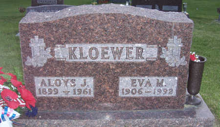 KLOEWER, EVA M. - Shelby County, Iowa | EVA M. KLOEWER