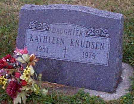 KNUDSEN, KATHLEEN - Shelby County, Iowa | KATHLEEN KNUDSEN