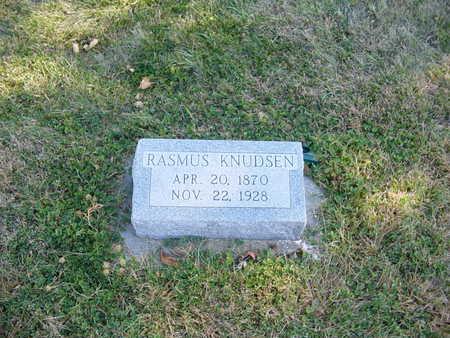 KNUDSEN, RASMUS - Shelby County, Iowa | RASMUS KNUDSEN